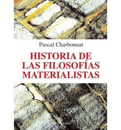 Historia de las filosof?as materialistas (Paperback)(Spanish) - Common