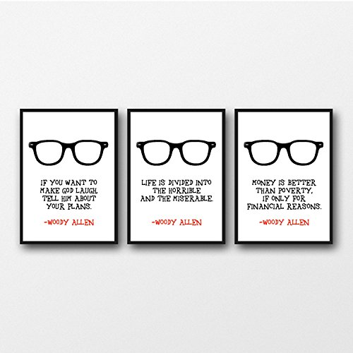 set-di-3-woody-allen-stampe-a3-a4-a5-5-x7-8-x-10-regalo-per-film-lovers