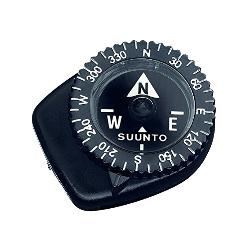 Suunto Kompass Clipper L/B NH, schwarz, One size