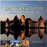 Baltische Staaten - Litauen, Lettland, Estland: Ein hochwertiger Fotoband mit über 200 Bildern auf 192 Seiten im quadratischen Großformat - STÜRTZ Verlag (Panorama) -
