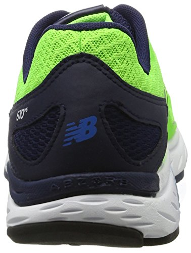 New Balance 670v5, Chaussures de Fitness Homme Multicolore (Lime)