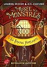 Le Musée des monstres - Tome 2: La statue hurlante par Oliver