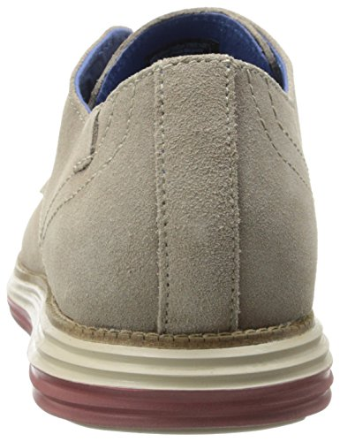 Skechers Watford, Chaussures de ville homme Beige (Tan)