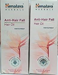 Himalaya Herbals Anti-Hair Fall Hair Oil, 200ml*2(PACK OF 2)