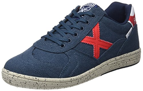 Munich-G-3-Canvas-Zapatillas-de-Deporte-Unisex-Adulto