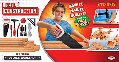 Real Construction Deluxe Werkzeug Set