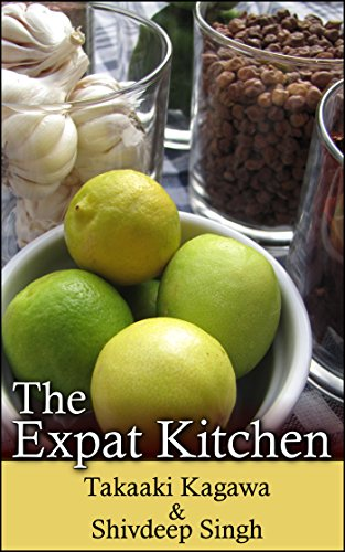 The Expat Kitchen (English Edition)