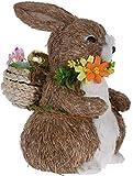 hibuy - Coniglietto di Pasqua da Decorare, Realizzato a Mano, Eier