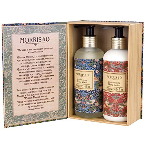 Morris & Co Hand Wash and Hand Lotion Duo Hand Wash Duo