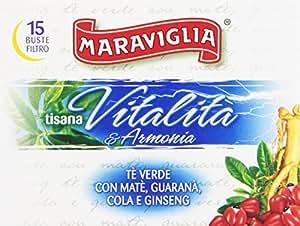 Maraviglia - Preparato Per Infuso Di Erbe - 22.5 G 15 Buste