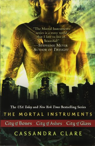 The Mortal Instruments Trilogy. Boxed Set: City of Bones / City of Ashes / City of Glass: 3
