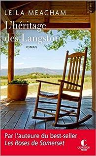 L'héritage des Langston par Leila Meacham