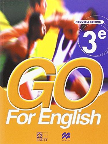 Go for English 3e (Sénégal)