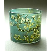 Motiv Tealightholder Museumsshop van Gogh Almond Blossom - portavelas de cristal