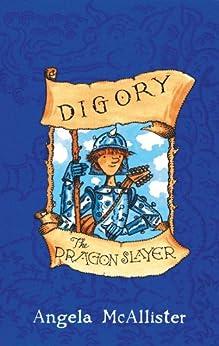 Digory the Dragon Slayer par [McAllister, Angela]