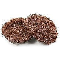 Zhi Jin 3 Natur Grapevine Rattan Bird Nest Craft Art Hochzeit Home Garden  Party Osterschmuck,