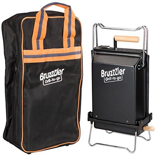 Bruzzzler-Klappgrill-mit-hitzebestndiger-Tragetasche-Kompakt-Grill-selbstlschend-und-selbstreinigend