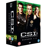 CSI: Crime Scene Investigation - Seasons 1-5