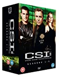 CSI: Crime Scene Investigation - Seasons 1-5 [DVD]
