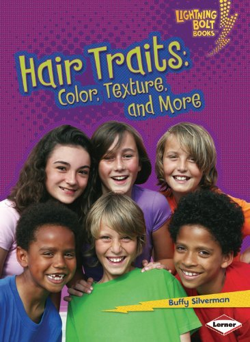 Hair Traits: Color, Texture, and More (Lightning Bolt Books: What Traits Are in Your Genes? (Paperblack)) by Buffy Silverman (2012-09-01)