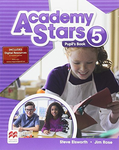 Descargar ACADEMY STARS 5 PERFORM BKLT PUPIL´S BOOK  PACK