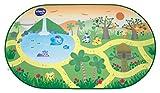 Vtech–207415–Zubehör für Figuren–Tut Tut Tier–Super Teppich Safari