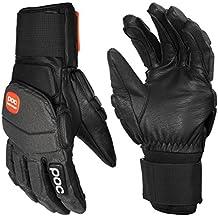 POC Super Palm Comp - Guantes para esquí unisex, color negro (uranium black), talla M