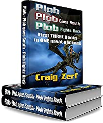 PLOB Trilogy - Humorous Fantasy: The first THREE books in ONE Great Package (English Edition)