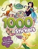Downtown - Gioco da colorare con 1000 sticker, della serie Fatine Disney, Trilli