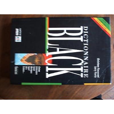 Dictionnaire Black