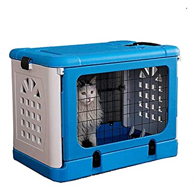 ZMMAPet airbox folding pet cage pet airbox size with toilet cat cage from ZMMA