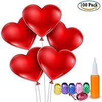 Ballons avec Pompe – Meersee 200 Ballons de Baudruche à Modeler Multicolores Magiques Ballons en Latex Longue pour Anniversaires, Party, Cérémonie de Mariage