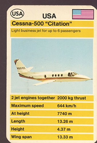 aircraft-top-trumps-game-card-usa-cessna-500-citation