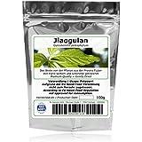 JIAOGULAN (Unsterblichkeitskraut) - Natürliche Wildsammlung | TOP-Qualität vom Original | ISO-9001-zertifiziert + laborgeprüft | 100g