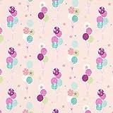Fabulous Fabrics Baumwollstoff Cretonne Luftballons