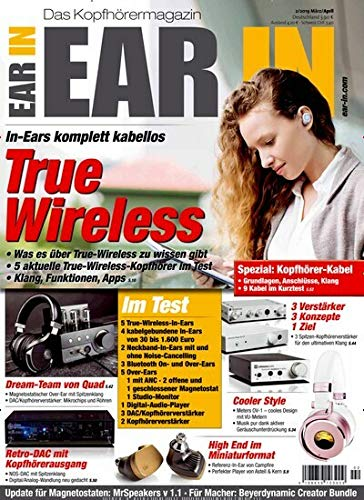 "ear in 2/2019 ""True Wireless"""