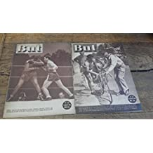 lot de 2 revues But club année 1946 cyclisme football rugby boxe ... n° 23 et 20