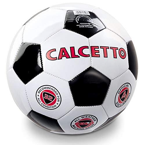 Mondo 13106 Calcetto Pallone Cuoio Taglia 4