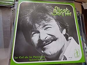 Ricet-Barrier : le cul de la patronne - spécial fanfare - disque seeds records SR 104