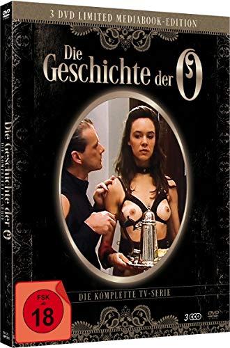 Die Geschichte der O - Mediabook (3 DVD Limited-Edition inkl. Booklet)