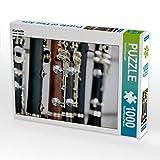 Klarinette 1000 Teile Puzzle Quer
