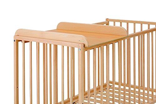 Tinéo 991501 Table à Langer en Bois Béb