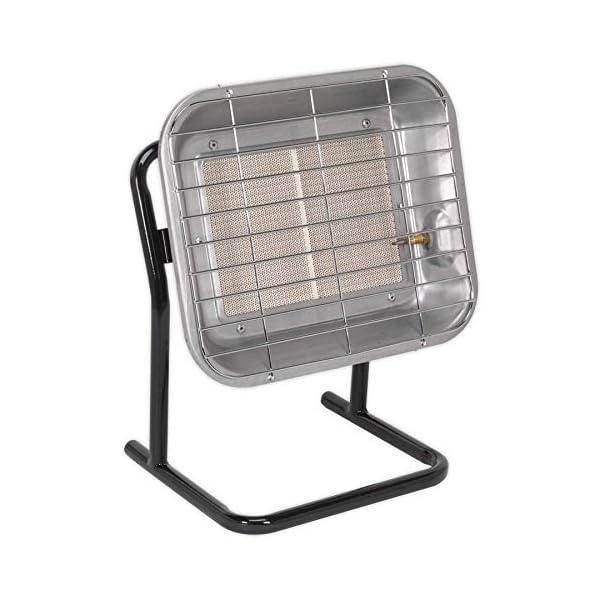 Sealey LP14 9,200-17,000Btu/hr Propane Heater 3