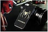 Super Hero Avengers etc. Coque Rigide pour Apple iPhone 5/5S. 5C. 6et 6+, Plastique, Spiderman, Apple iPhone 6