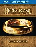 Der Herr der Ringe - Die Spielfilm Trilogie (Extended Edition) [Blu-ray] -