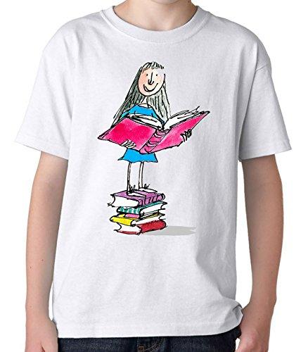 2018 World Book Day T-Shirt Children's Books Costume Ideas T Shirts Boys & Girls