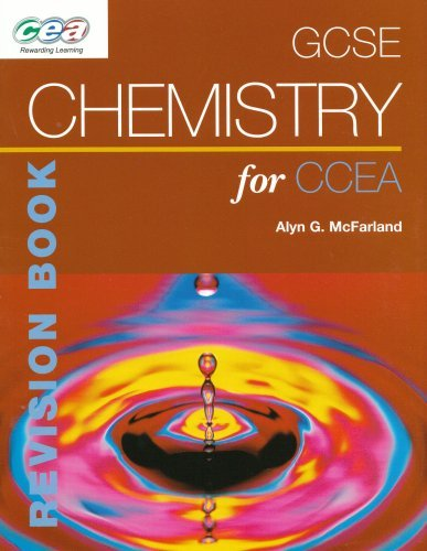 GCSE Chemistry for CCEA Revision Book (CCEA GCSE Science): Written by Alyn G. McFarland, 2007 Edition, Publisher: Hodder Education [Paperback]