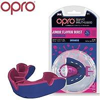 Opro formbar nach Honig Junior Mundschutz, für Rugby, Hockey, Boxen, Karate, Martial Arts–Geschmack Mundschutz Dental, 18Monate Garantie