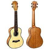 Best Luna Ukuleles de concert - Ukulélé de concert de 58,4cm, guitare classique hawaïenne Review