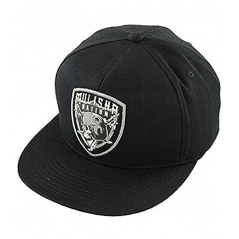 Metal Mulisha Men's MM Nation Flexfit Hat Black LXL